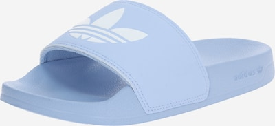 ADIDAS ORIGINALS Plážová/koupací obuv 'ADILETTE LITE' - světlemodrá / bílá, Produkt