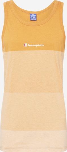 Champion Authentic Athletic Apparel Majica | oranžna / pastelno oranžna / svetlo oranžna barva, Prikaz izdelka