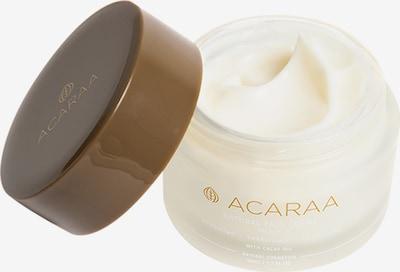 ACARAA Naturkosmetik Gesichtscreme Natural Face Cream dry skin 50ml in weiß, Produktansicht