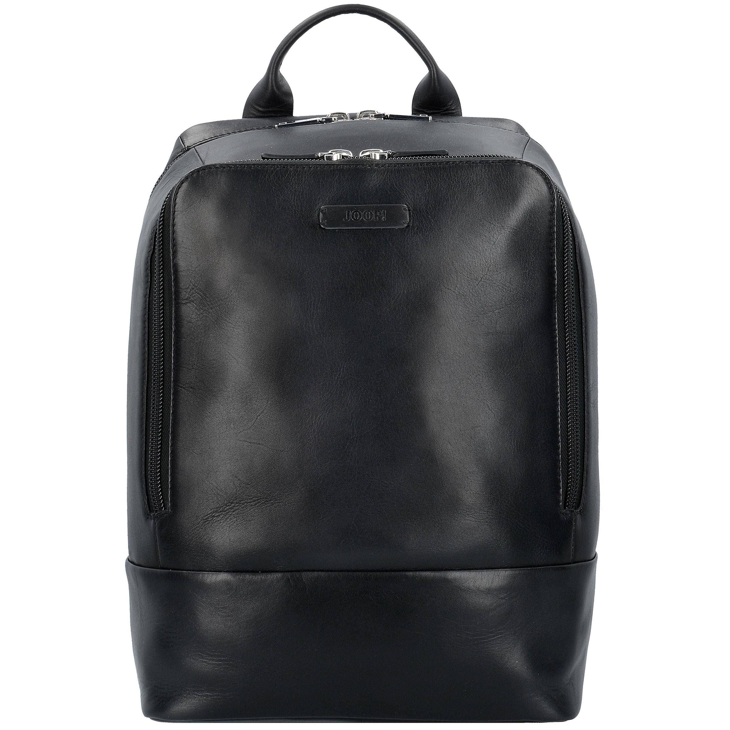 2018 Neue JOOP! Vetra Business Rucksack Leder 39 cm Laptopfach Mode-Stil Online-Verkauf Kostenloser Versand Kosten Günstiger Preis Rabatt Billigsten B5U5gnADt