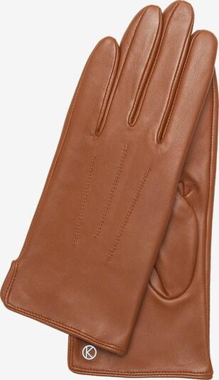KESSLER Handschuh 'CARLA' in braun, Produktansicht
