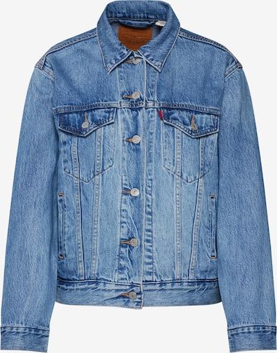 LEVI'S Ceļotāju jaka 'Ex-Boyfriend Trucker' pieejami zils džinss, Preces skats
