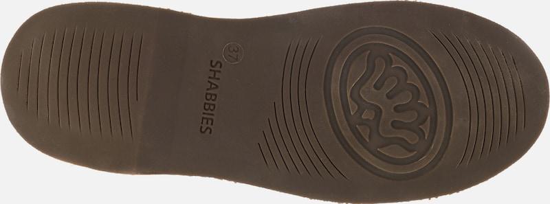 SHABBIES AMSTERDAM Stiefeletten Verschleißfeste billige Schuhe