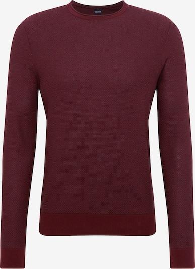 BOSS Pullover 'Komasro' in rot, Produktansicht