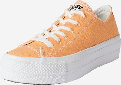 CONVERSE Sneaker 'CHUCK TAYLOR ALL STAR LIFT - OX' in gelb / orange, Produktansicht