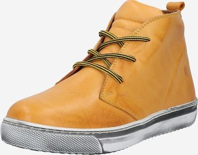 COSMOS COMFORT Baskets hautes en jaune, Vue avec produit