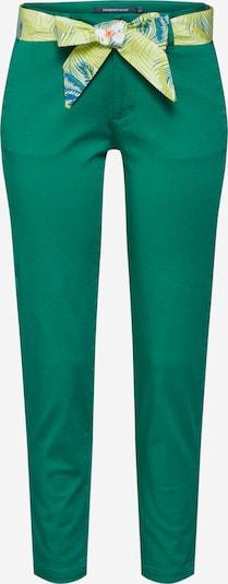 FREEMAN T. PORTER Chino 'Claudia Felicita' in de kleur Groen, Productweergave