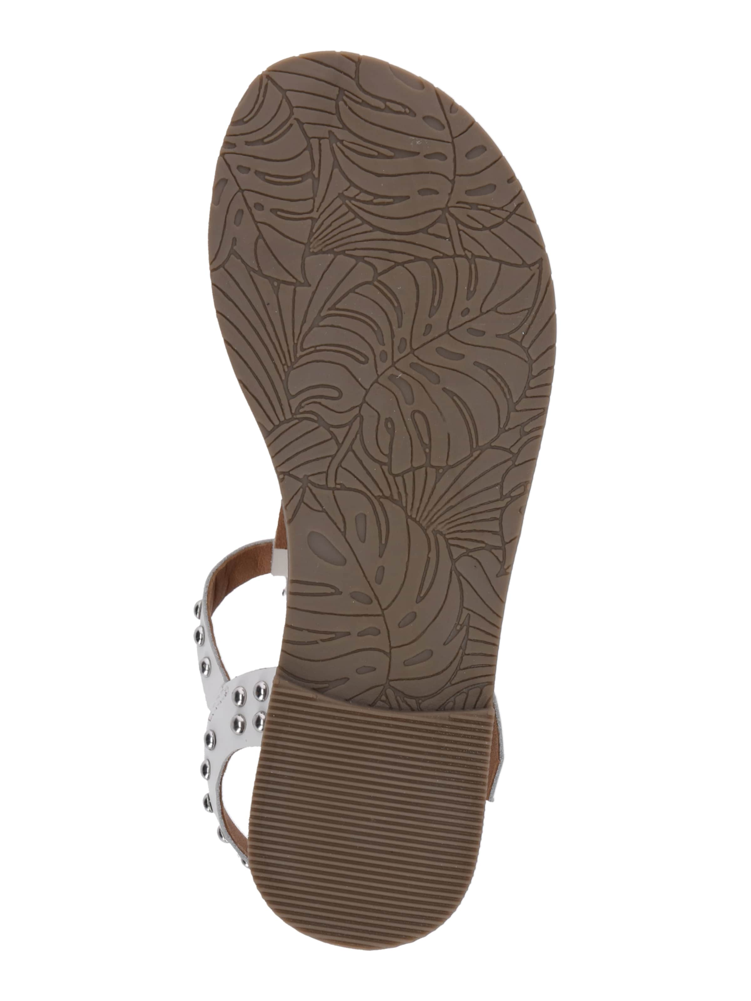 ABOUT YOU Sandal 'Anne' i vit
