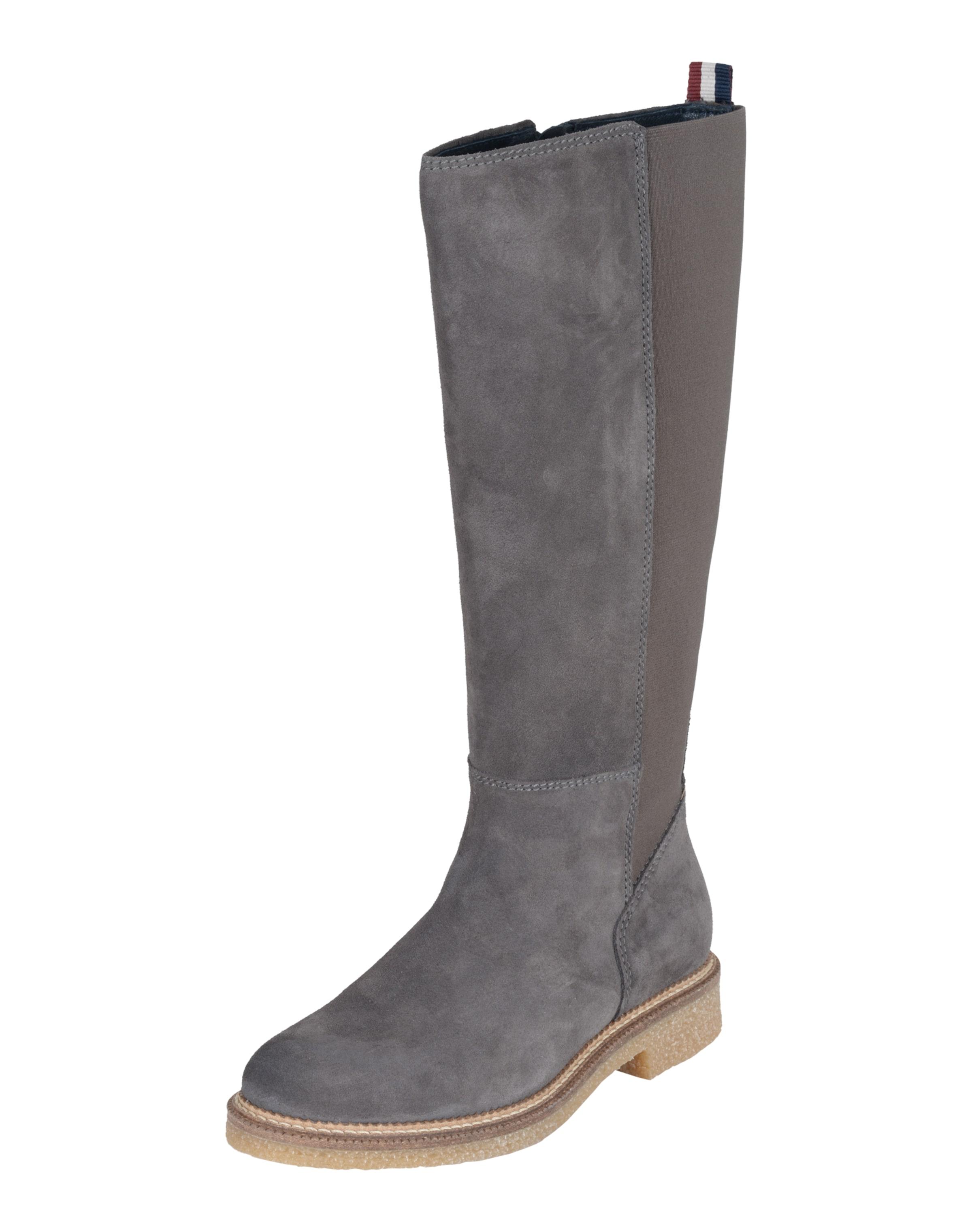 TOMMY HILFIGER Stiefel Hazel Verschleißfeste billige Schuhe