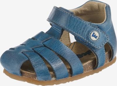 NATURINO Baby Sandalen in blau, Produktansicht