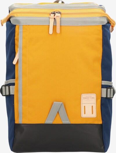Harvest Label Rucksack 'Kuzumi' in marine / gelb, Produktansicht