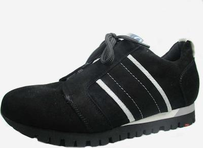 LLOYD Schnürschuhe in schwarz / weiß, Produktansicht