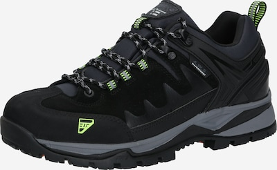 ICEPEAK Chaussure basse 'Wyot' en noir, Vue avec produit
