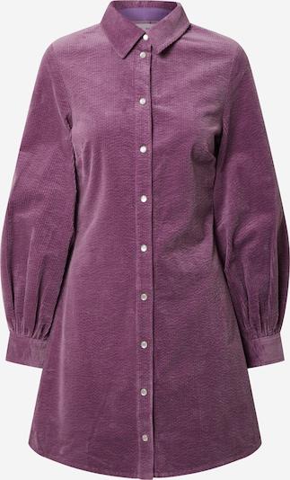 Samsoe Samsoe Dolga srajca | lila barva, Prikaz izdelka
