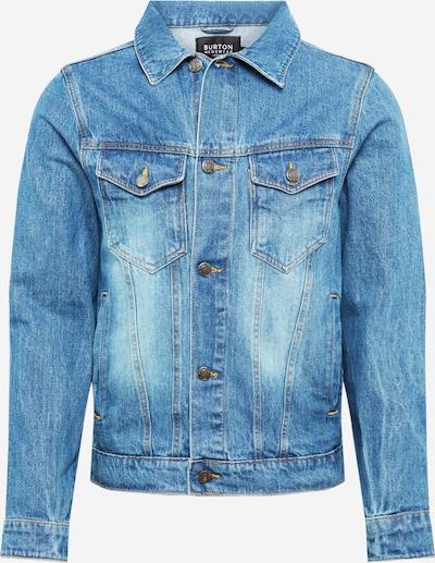 BURTON MENSWEAR LONDON Jacke in blau, Produktansicht