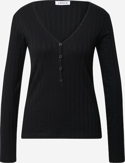 EDITED Тениска 'Anjana' в черно, Преглед на продукта