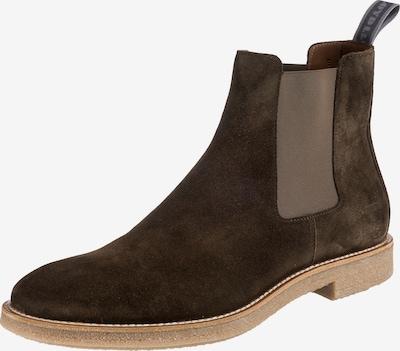 LLOYD Chelsea boots 'Galvestone' in de kleur Bruin / Donkerbruin, Productweergave