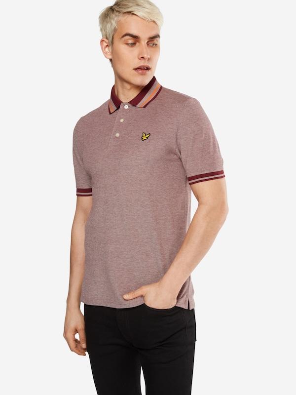 Lyle & Scott Poloshirt 'Oxford Tipped'