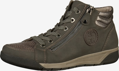 Jenny Sneaker in braun / khaki, Produktansicht