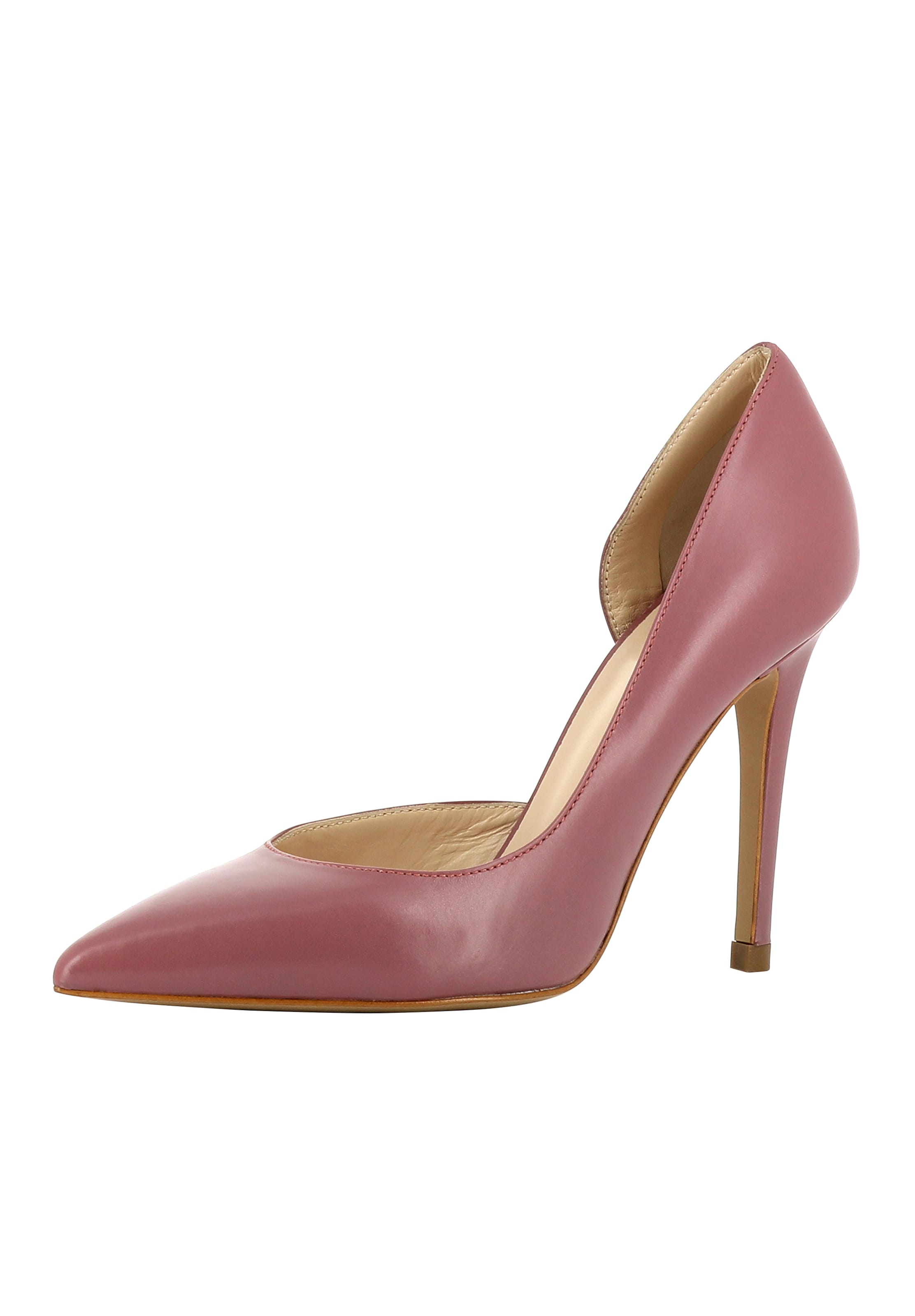 Haltbare Mode billige halboffen Schuhe EVITA | Pumps halboffen billige Schuhe Gut getragene Schuhe c02e4e