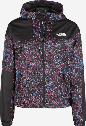 THE NORTH FACE Windbreaker ' Sheru ' in mischfarben, Produktansicht
