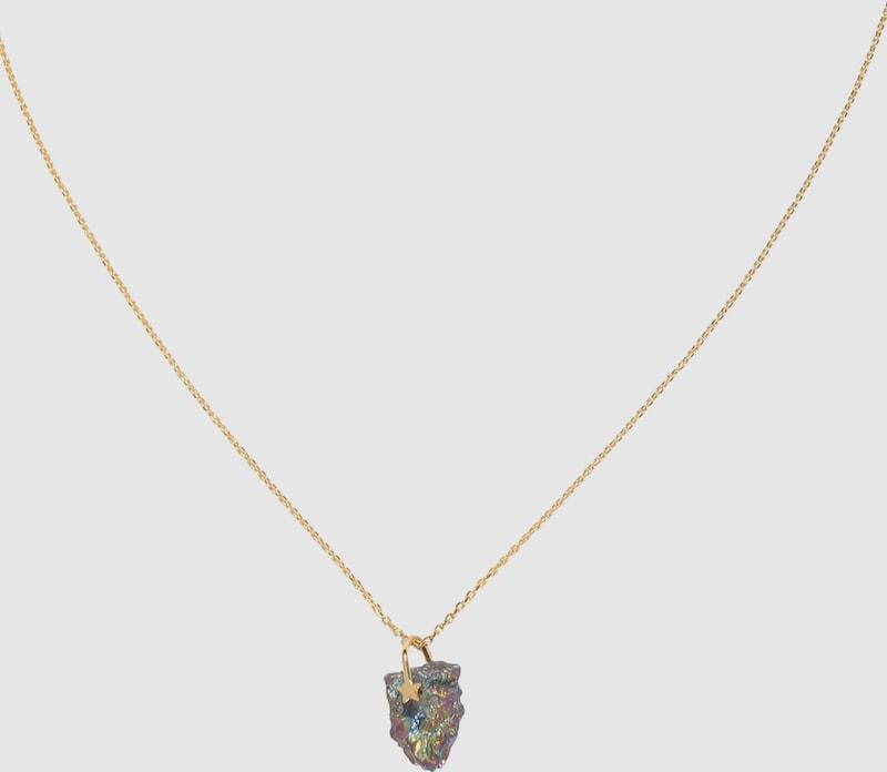 Orelia Grußkarte 'LOVE Quartz Necklace Giftcard'