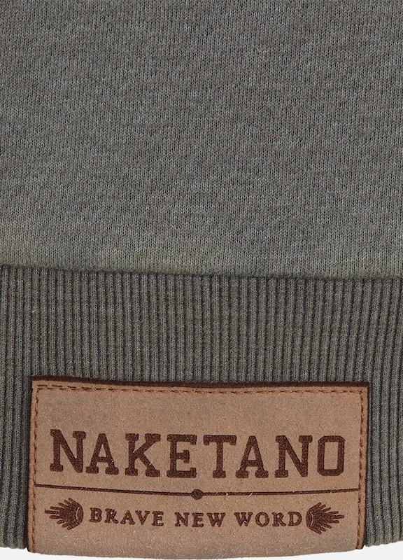naketano Sweatshirt 'First Blood VI'