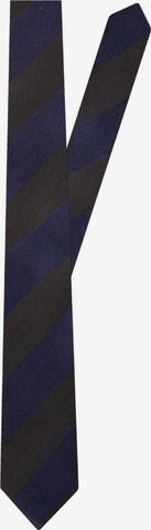 SEIDENSTICKER Krawatte in Schwarz