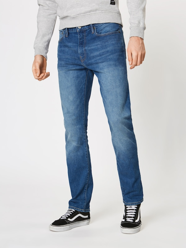 Bleu Denim Gap En Medium' Bright Str Jean 'slim Straight 3Tl1JFKc