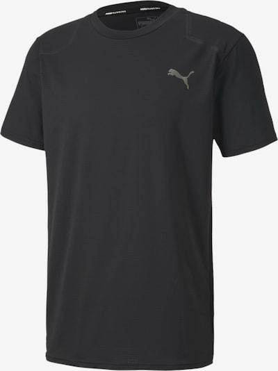 PUMA Shirt in grau / schwarz, Produktansicht