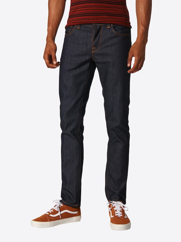Tim' En Jeans Co Bleu Nudie Denim 'grim Jean dxeoCrB
