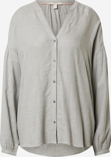 ESPRIT Bluse in grau, Produktansicht