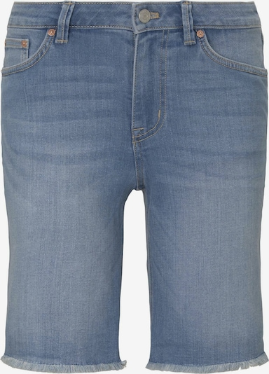 TOM TAILOR DENIM Shorts in blue denim, Produktansicht