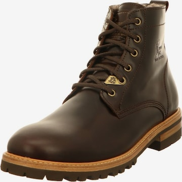 PANAMA JACK Lace-up boot in Brown