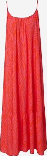 DELICATELOVE Poletna obleka 'Stuff Zebra' | roza barva, Prikaz izdelka