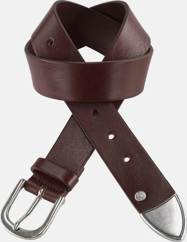 Guido Maria Kretschmer Leather Belt