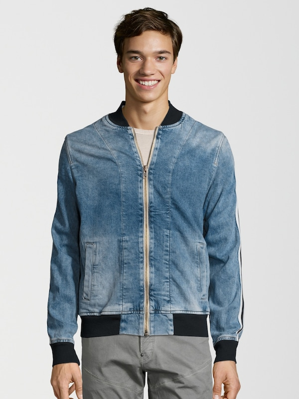 Pepe Jeans Jeansbomber 'TEDDY TAPE'
