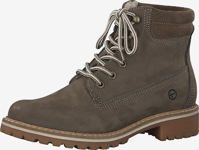 TAMARIS Boots in taupe: Frontalansicht