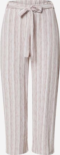 PIECES Kalhoty 'Pcmara' - krémová / růžový melír, Produkt