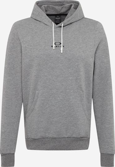 OAKLEY Sportsweatshirt 'HOODIE NEW BARK' in grau, Produktansicht