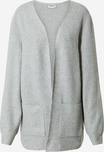 Noisy may Cardigan in grau, Produktansicht
