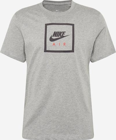 Tricou 'AIR 2' Nike Sportswear pe gri, Vizualizare produs