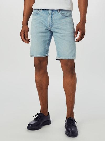 Džinsai iš LEVI'S , spalva - tamsiai (džinso) mėlyna, Modelio vaizdas