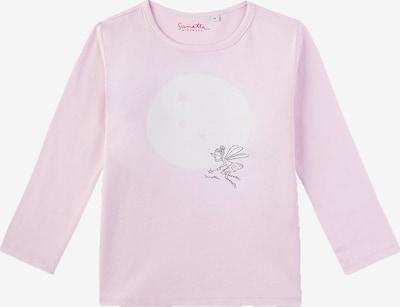 Sanetta Kidswear Shirt in rosa / schwarz / weiß, Produktansicht
