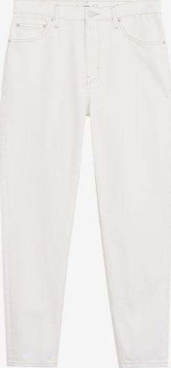 MANGO Mom-Jeans in weiß, Produktansicht