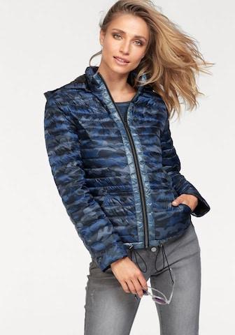ANISTON Between-Season Jacket in Blue