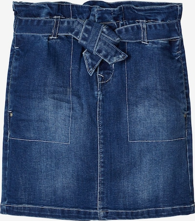 NAME IT High Waist Jeansrock in blau, Produktansicht