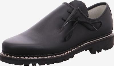 MEINDL Schnürschuhe in schwarz, Produktansicht