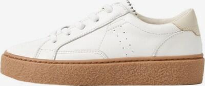 MANGO KIDS Sneaker 'Sunbury' in weiß, Produktansicht