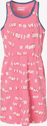 Reima Kleid 'Sointu' in beige / taubenblau / pink, Produktansicht